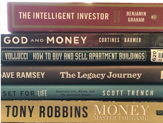 finance book of the month